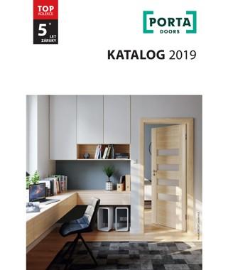Katalog dveří Porta