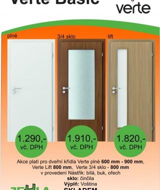Dveře skladem za super cenu
