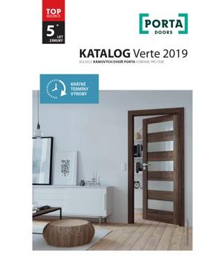 Katalog dveří Verte