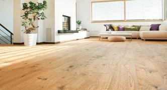 Masivní podlahy - selské prkno