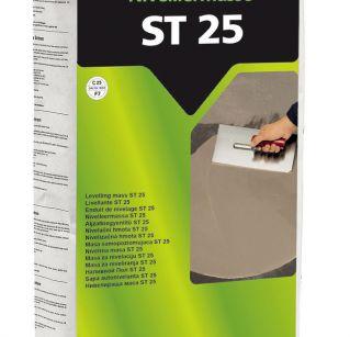 samonivelační stěrka ST 25