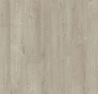 Quick step Livin Pulse Click Dub bavlna teplý šedý pulc40105