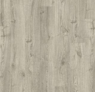 Quick step Livin Pulse Click Dub podzimní teplý šedý pulc 40089