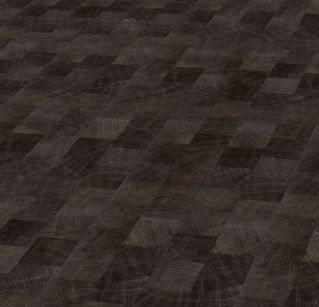 5843 Dark Endgrain Woodblock